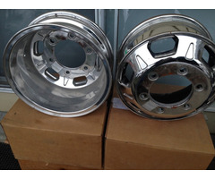 4  Winnebago wheels  16''