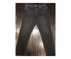 LEVIS WEDDGIE JEANS 29