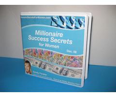 Millionair Success Self Help CD set