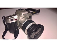 35mm Camera and Zoom Lens