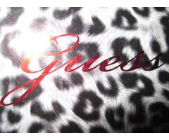 """""""GUESS"""" RHINESTONE BUTTERFLY RING"""
