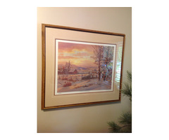 G.A. Horvath Framed Prints