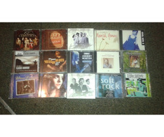 approx. 100 CD's - various artists