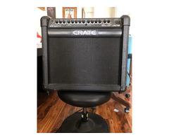 Crate 65 watt amp  GLX65
